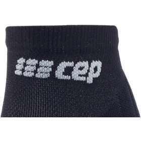 cep Ultralight Pro Calcetines Corte Bajo Hombre, black/light grey